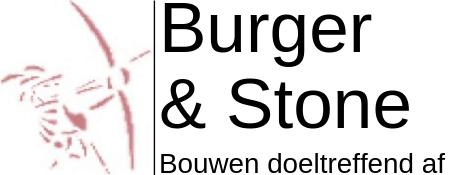 Burger en Stone Bouw