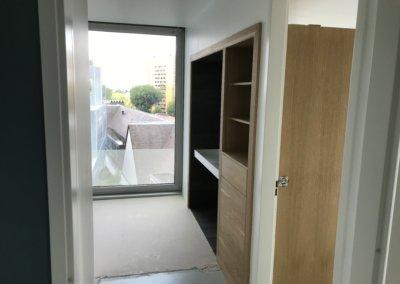 slaapkamer + badkamer renovatie - wastafel