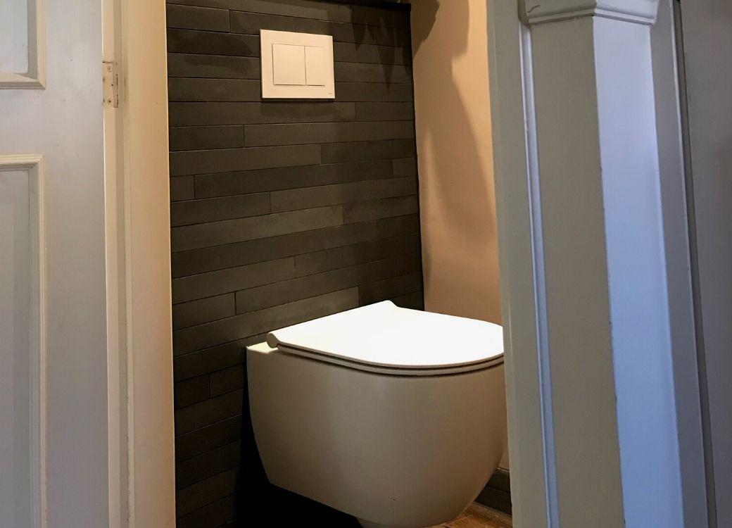 Spiksplinternieuw Toilet renovatie van A tot Z geregeld | Burger & Stone Bouw XO-71