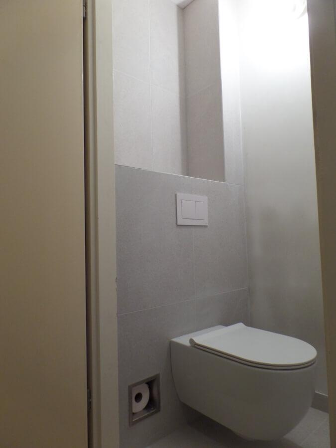 Badkamer- en toiletrenovatie