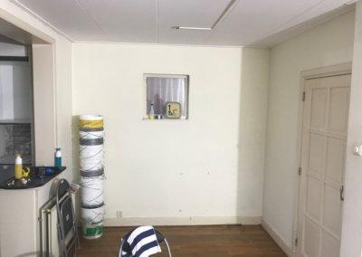 keuken renovatie voortgang 4